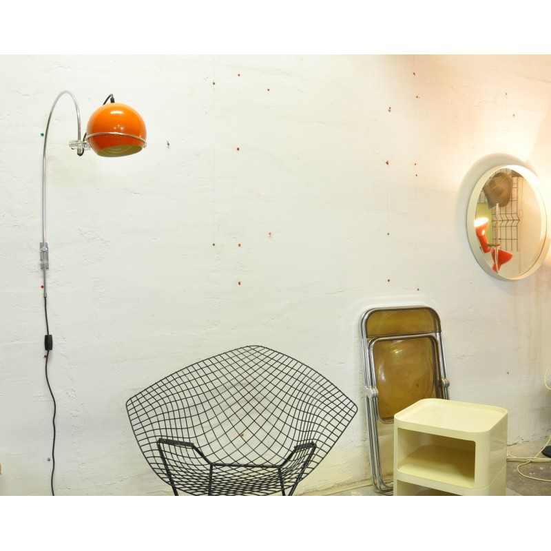 lampe potence raak ann es 70. Black Bedroom Furniture Sets. Home Design Ideas