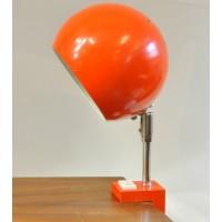 Lampe Eye Ball sur étau