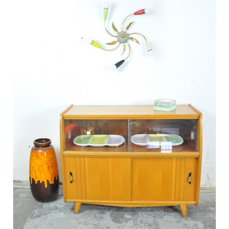 plafonnier applique spider ann es 50. Black Bedroom Furniture Sets. Home Design Ideas
