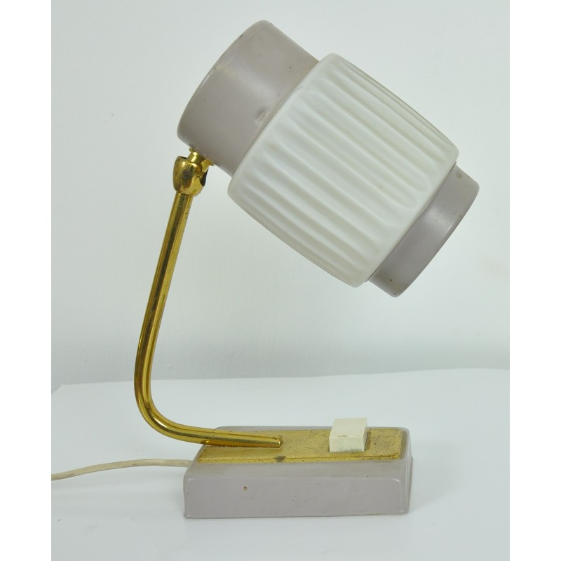 Lampe de chevet ann es 50 60 for Applique lampe de chevet