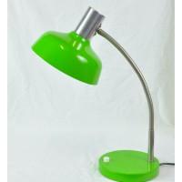 Lampe de bureau verte vintage