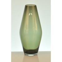 Vase gris vintage