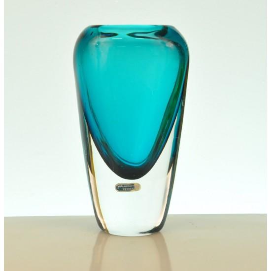 Vase Smalandshyttan des années 60