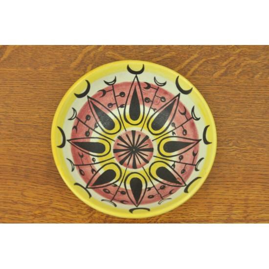 Coupelle en céramique Vallauris – Giraud – années 50