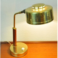 Lampe Skelleftea des années 60