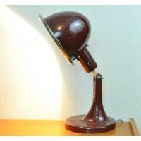 Lampe en bakélite des années 60