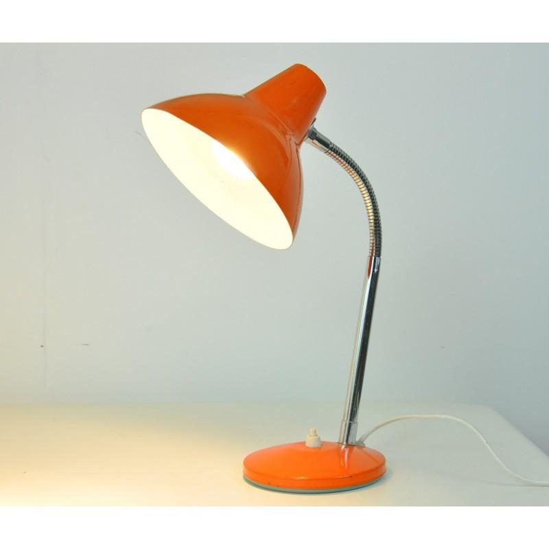 lampe de bureau aluminor vintage. Black Bedroom Furniture Sets. Home Design Ideas