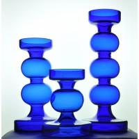 3 vases Ingrid Glas